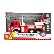Fire Engine with siren - Toy Vehicle