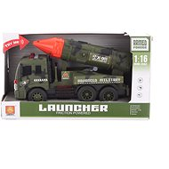 Military Car with rocket - Toy Vehicle