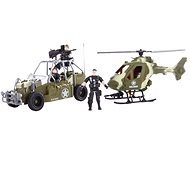 Helicopter and Quad - playing kit