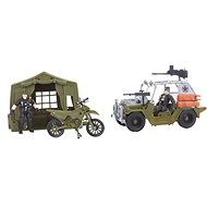 Jeep and Motorbike - Game Kit