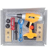 Tool Set with Drill - Game Kit