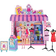 Doll and clothing store - playing kit