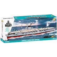 Cobi Aircraft carrier Graf Zeppelin from World of Warships - Building Kit