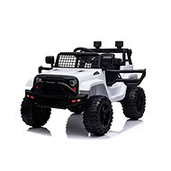 OFFROAD, white - Children's electric car