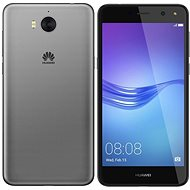 HUAWEI Y6 (2017) - Grey - Mobile Phone