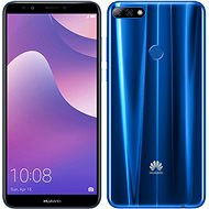 HUAWEI Y7 Prime (2018) Blue - Mobile Phone