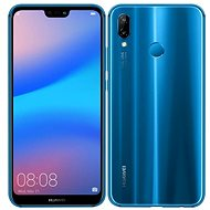 HUAWEI P20 Lite Klein Blue - Mobile Phone