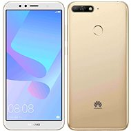 HUAWEI Y6 Prime (2018) Gold - Mobile Phone