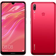 HUAWEI Y7 (2019) Red - Mobile Phone