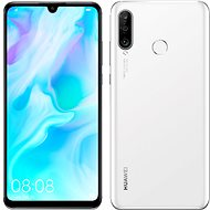Huawei P30 Lite 64GB Gradient White - Mobile Phone