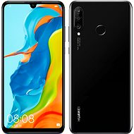 Huawei P30 Lite 64GB Black - Mobile Phone