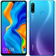 Huawei P30 Lite 64GB Gradient Blue - Mobile Phone