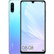 Huawei P30 Lite 256GB, Gradient White - Mobile Phone