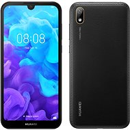 HUAWEI Y5 (2019) black - Mobile Phone
