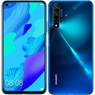 HUAWEI nova 5T blue - Mobile Phone