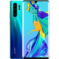 Huawei P30 Pro 8GB/128GB Gradient Blue - Mobile Phone