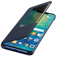 Huawei Original S-View Deep Blue for Mate 20 Pro (EU Blister) - Mobile Phone Case