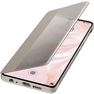 Huawei Original S-View Khaki Case for P30