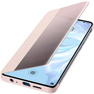 Huawei Original S-View Case Pink for P30