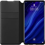 Huawei Original Wallet Case Black for P30 Pro - Mobile Phone Case