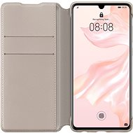 Huawei Original Wallet Khaki Case for P30 Pro