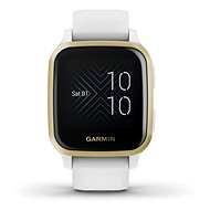 Garmin Venu Sq LightGold/White Band