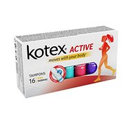 Tampons Active 16 Normal - Tampons