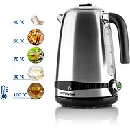 Hyundai VK770, stainless steel - Rapid Boil Kettle