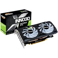 Inno3D GeForce GTX 1660 Twin X2 OC RGB - Graphics Card