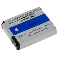 AVACOM replacement battery for GoPro AHDBT-001, AHDBT-002 Li-ion 3.7V 1100mAh 4.1Wh - Spare battery