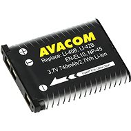 AVACOM for Olympus Li-40B, Li-42B Li-ion 3.7V 740mAh 2.7Wh AVA - Laptop Battery