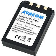 AVACOM for Olympus LI-10B, LI-12B Li-ion 3.7V 1090mAh - Camera Battery