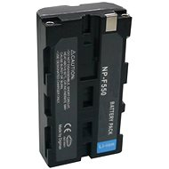 AVACOM for Sony NP-F550 Li-ion 7.2V 2600mAh 18.7Wh - 2014 Black - Spare battery