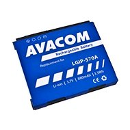 Avacom for LG KP500 Li-Ion 3.7V 880mAh (Replacement for LGIP-570A) - Mobile Phone Battery