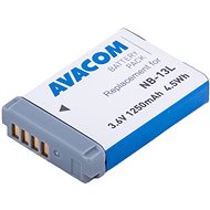 AVACOM for Canon NB-13L Li-Ion 3.6V 1250mAh 4.5Wh AVA - Camera Battery
