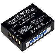AVACOM for Fujifilm NP-W126 Li-ion 7.2V 1100mAh 7.9Wh - Spare battery