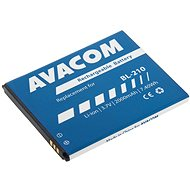 AVACOM for Lenovo A536 Li-Ion 3.7V 2000mAh (replacement BL210) - Spare battery