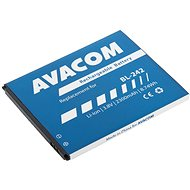 AVACOM for Lenovo A6000 Li-Ion 3.8V 2300mAh (replacement for BL242) - Replacement Battery