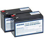 AVACOM Battery Kit for RBC33 Renovation (2pcs Batteries) - Rechargeable battery