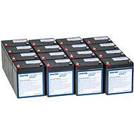 AVACOM RBC44 - replacement for APC - Battery Kit