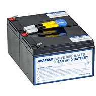 AVACOM Replacement for RBC6 - Batteries for UPS - Rechargeable Battery