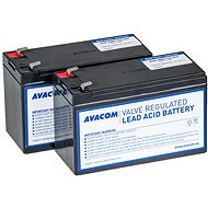 AVACOM Battery Kit for RBC123 Renovation (2pcs Batteries) - Rechargeable Battery