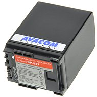 AVACOM for Canon BP-807, BP-809, BP-819, BP-827 Li-ion 7.4V 2580mAh 19.8Wh version 2011 - Spare battery