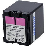 AVACOM for Panasonic VW-VBS10E Ni-Mh 7.2V 2200mAh - Spare battery