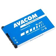 AVACOM for Nokia 5310 XpressMusic Li-Ion 3.7V 860mAh (replacement BL-4CT) - Spare battery