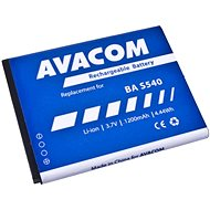 AVACOM for HTC Wildfire S Li-Ion 3.7V 1200mAh (replacement BD29100) - Spare battery