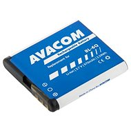 AVACOM for Nokia 6700 Classic Li-Ion 3.7V 970mAh (replacement for BL-6Q) - Mobile Phone Battery