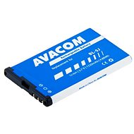 AVACOM for Nokia 5230, 5800, X6 Li-Ion 3.7V 1320mAh (replacement for BL-5J) - Spare battery