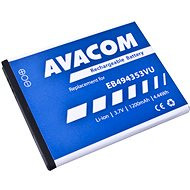 AVACOM for Samsung EB494353VU Li-ion 3.7V 1200mAh for GT-5570 Galaxy mini - Mobile Phone Battery