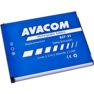 AVACOM for Sony Ericsson K550i, K800, W900i Li-Ion 3.7V 950mAh (replacement for BST-33) - Spare battery